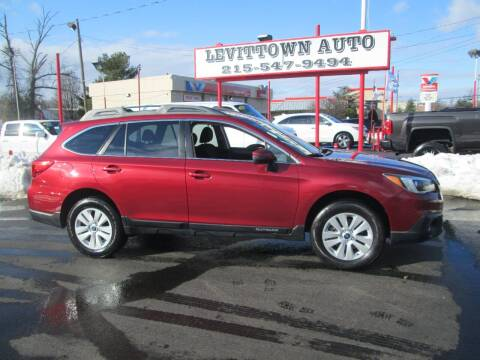 2015 Subaru Outback for sale at Levittown Auto in Levittown PA