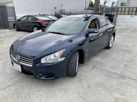 2010 Nissan Maxima for sale at Hunter's Auto Inc in North Hollywood CA