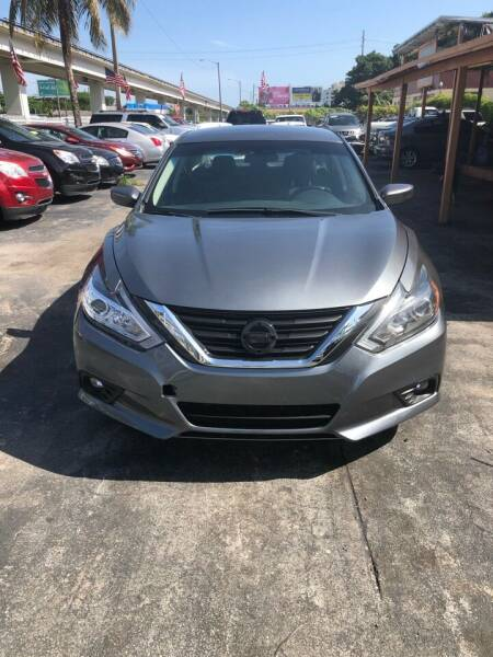 2018 Nissan Altima for sale at Auction Direct Plus in Miami FL