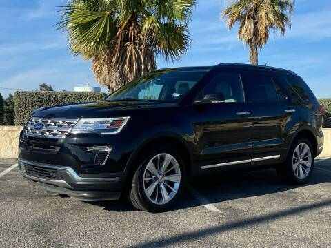 2019 Ford Explorer for sale at Motorcars Group Management - Bud Johnson Motor Co in San Antonio TX