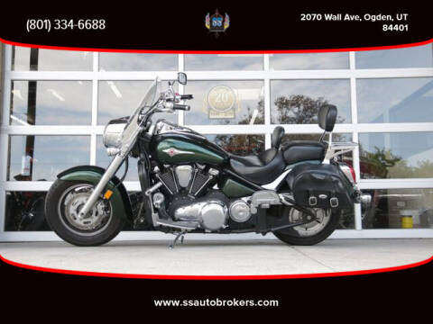 2005 Kawasaki VN2000-A1 Vulcan 2000 for sale at S S Auto Brokers in Ogden UT