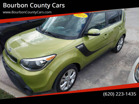 2014 Kia Soul for sale at Bourbon County Cars in Fort Scott KS