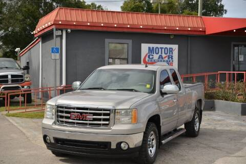 2007 GMC Sierra 1500 for sale at Motor Car Concepts II - Kirkman Location in Orlando FL