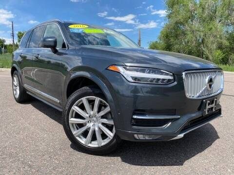 2016 Volvo XC90 for sale at UNITED Automotive in Denver CO