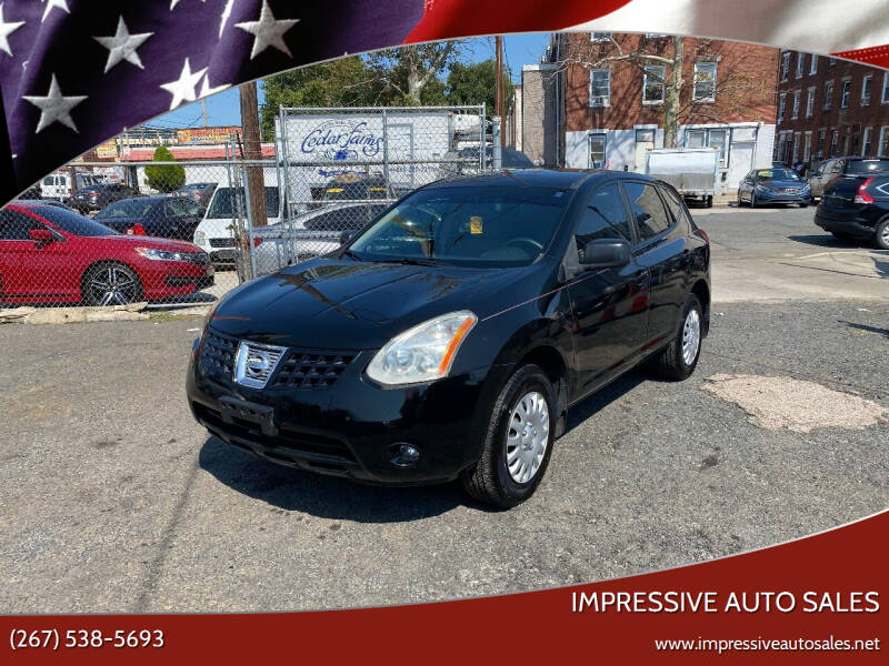 2008 Nissan Rogue for sale at Impressive Auto Sales in Philadelphia PA