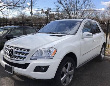 2011 Mercedes-Benz M-Class for sale at Primary Motors Inc in Commack NY