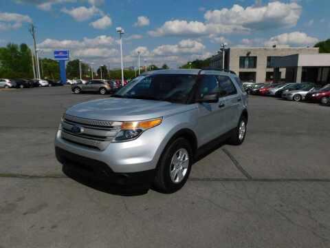 2013 Ford Explorer for sale at Paniagua Auto Mall in Dalton GA