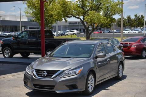 2018 Nissan Altima for sale at Motor Car Concepts II - Colonial Location in Orlando FL