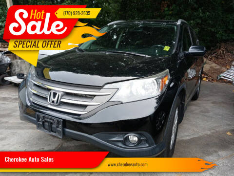 2014 Honda CR-V for sale at Cherokee Auto Sales in Acworth GA