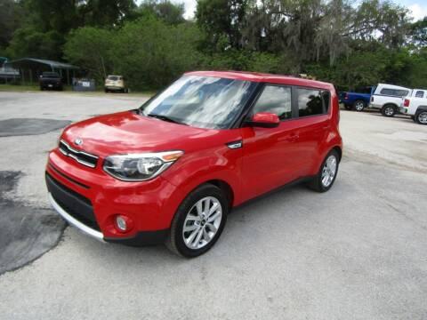 2017 Kia Soul for sale at S & T Motors in Hernando FL