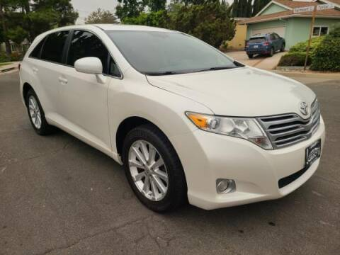 2010 Toyota Venza for sale at CAR CITY SALES in La Crescenta CA