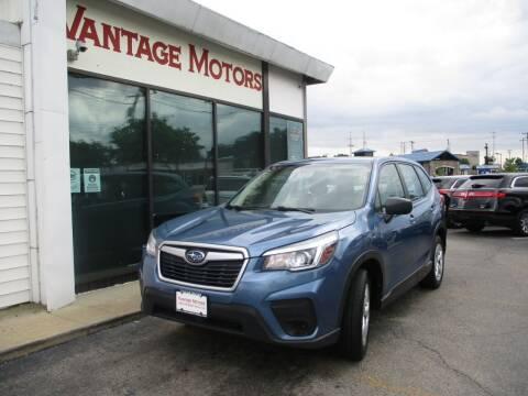 2019 Subaru Forester for sale at Vantage Motors LLC in Raytown MO