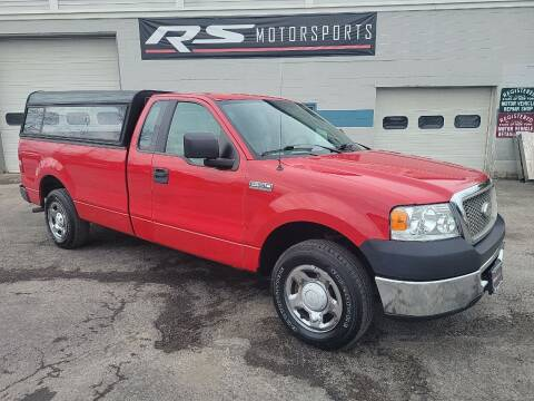 2006 Ford F-150 for sale at RS Motorsports, Inc. in Canandaigua NY
