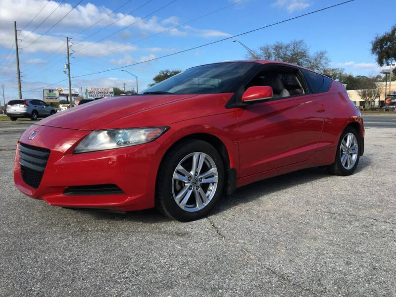 2012 Honda CR-Z for sale at First Coast Auto Connection in Orange Park FL