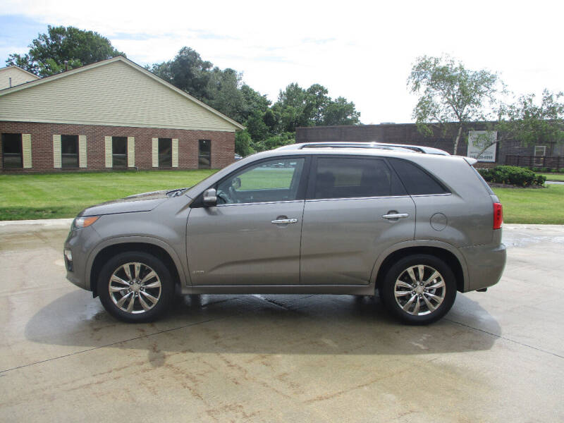 2012 Kia Sorento for sale at Lease Car Sales 2 in Warrensville Heights OH