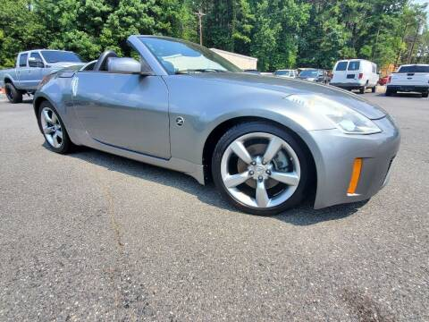 2006 Nissan 350Z for sale at Brown's Used Auto in Belmont NC