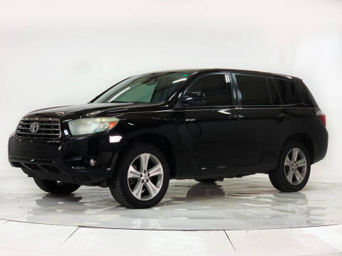 2008 Toyota Highlander for sale at Houston Auto Credit in Houston TX