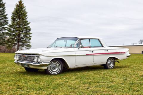 1961 Chevrolet Impala for sale at Hooked On Classics in Watertown MN