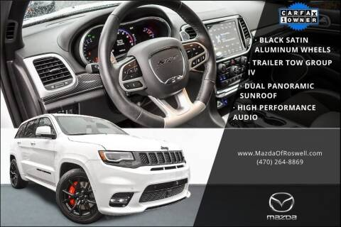 2019 Jeep Grand Cherokee for sale at Mazda Of Roswell in Roswell GA