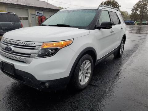2013 Ford Explorer for sale at Bailey Family Auto Sales in Lincoln AR
