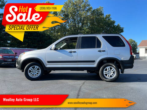 2004 Honda CR-V for sale at Woolley Auto Group LLC in Poland OH