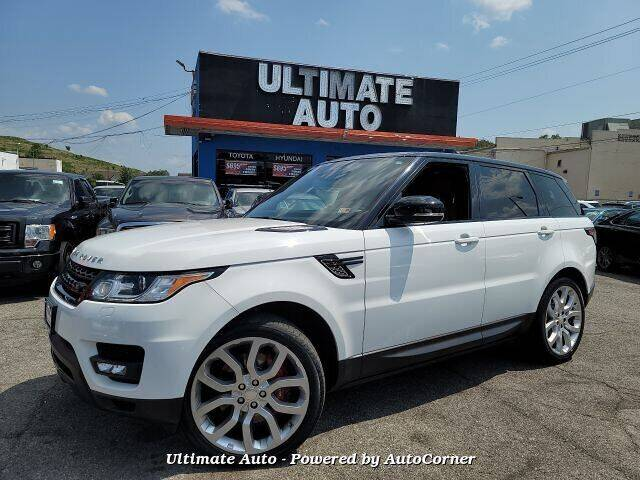 2014 Land Rover Range Rover Sport for sale in Temple Hills, MD