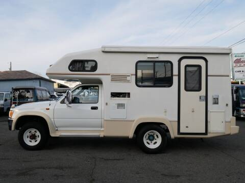 1993 Toyota Hilux 4x4 diesel for sale at JDM Car & Motorcycle LLC in Seattle WA