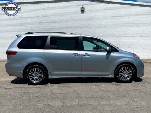 2019 Toyota Sienna for sale at Smart Chevrolet in Madison NC