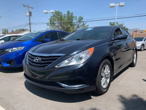 2013 Hyundai Sonata for sale at Berge Auto in Orem UT