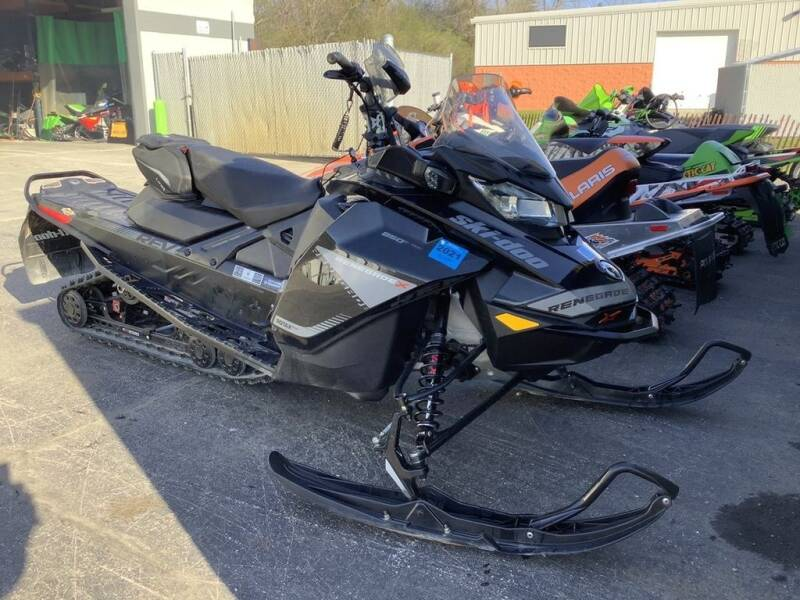 2019 Ski-Doo Renegade X 850 for sale at Road Track and Trail in Big Bend WI