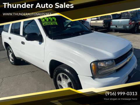 2006 Chevrolet TrailBlazer for sale at Thunder Auto Sales in Sacramento CA