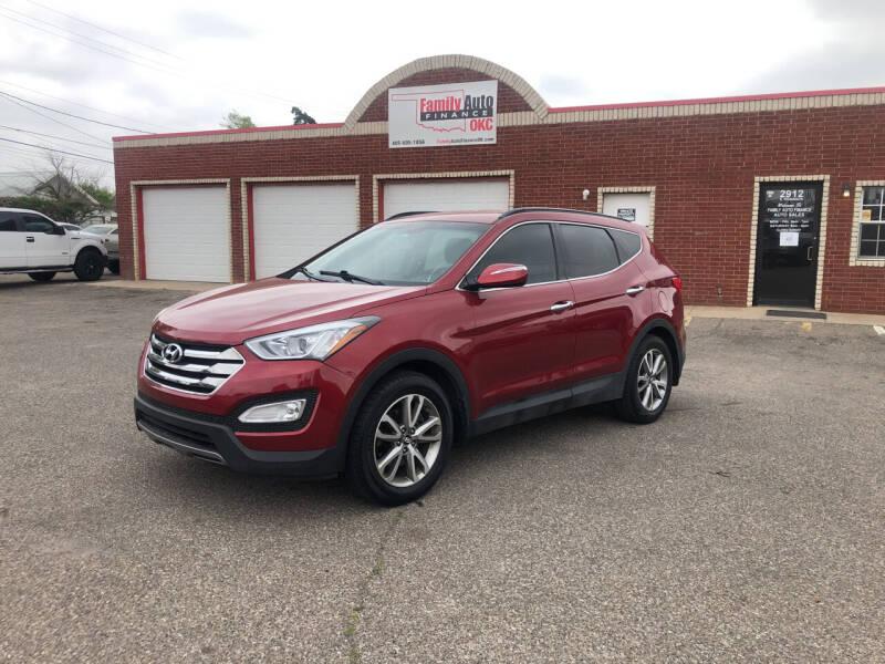 2014 Hyundai Santa Fe Sport for sale at Family Auto Finance OKC LLC in Oklahoma City OK