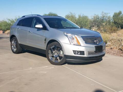 2010 Cadillac SRX for sale at Arizona Auto Resource in Tempe AZ