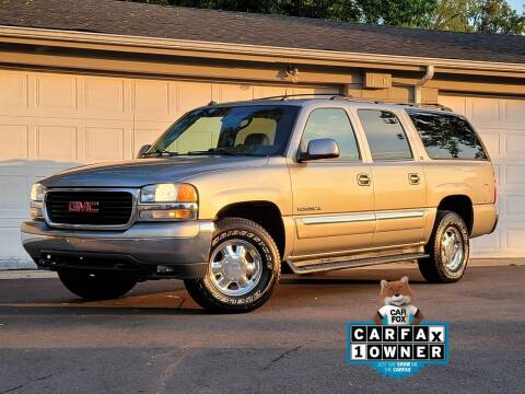 2003 GMC Yukon XL for sale at Riverfront Auto Sales in Middletown OH