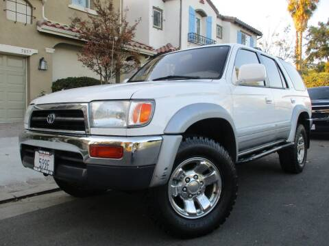 1997 Toyota 4Runner for sale at Valley Coach Co Sales & Lsng in Van Nuys CA
