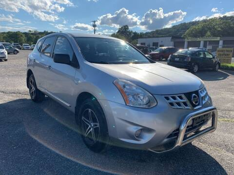 2011 Nissan Rogue for sale at Ron Motor Inc. in Wantage NJ
