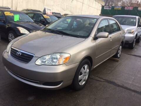2005 Toyota Corolla for sale at Drive Deleon in Yonkers NY