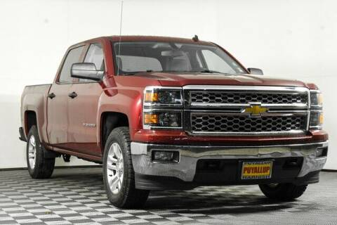 2014 Chevrolet Silverado 1500 for sale at Washington Auto Credit in Puyallup WA
