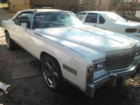 1975 Cadillac Eldorado for sale at Haggle Me Classics in Hobart IN