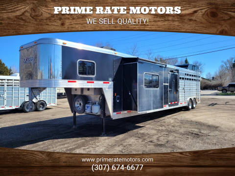 2019 Exiss 35' Stock Combo w/ Living for sale at PRIME RATE MOTORS in Sheridan WY