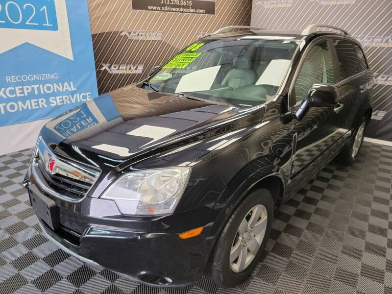 2008 Saturn Vue for sale at X Drive Auto Sales Inc. in Dearborn Heights MI