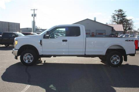 2017 Ford F-350 Super Duty for sale at SCHMITZ MOTOR CO INC in Perham MN
