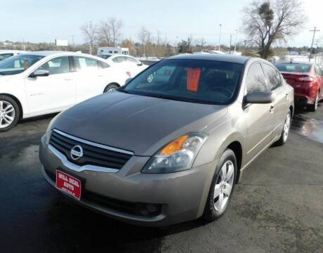 2007 Nissan Altima for sale at Will Deal Auto & Rv Sales in Great Falls MT