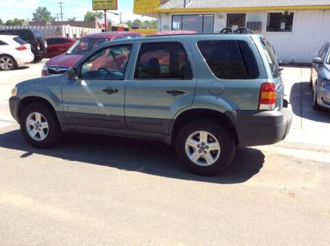 2006 Ford Escape Hybrid for sale at Auto Brokers in Sheridan CO