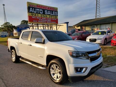 2016 Chevrolet Colorado for sale at Mox Motors in Port Charlotte FL