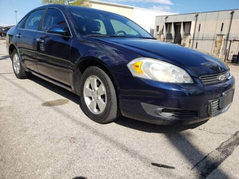 2011 Chevrolet Impala for sale at ZNM Motors in Irving TX