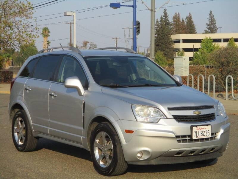 2014 Chevrolet Captiva Sport for sale at General Auto Sales Corp in Sacramento CA