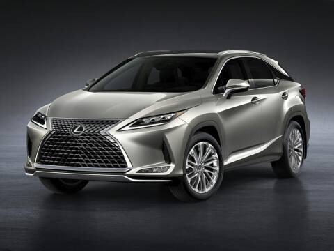 2021 Lexus RX 350 for sale at RALLYE LEXUS in Glen Cove NY