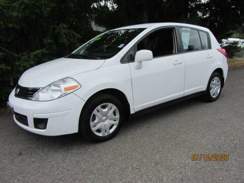 2011 Nissan Versa for sale at B & C Northwest Auto Sales in Olympia WA