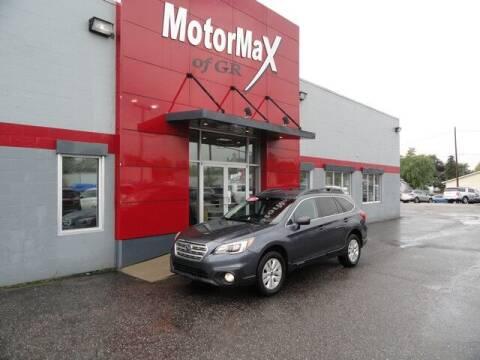 2017 Subaru Outback for sale at MotorMax of GR in Grandville MI